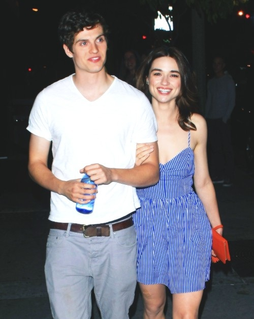 Daniel Sharman's Dating Life; See His Affairs and ...