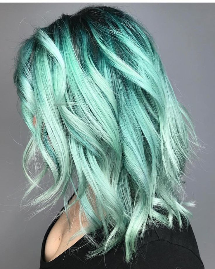 "Pulp Riot Hair Color on Instagram: ""@amberarchibeque is the artist... Pulp Riot is the paint."""