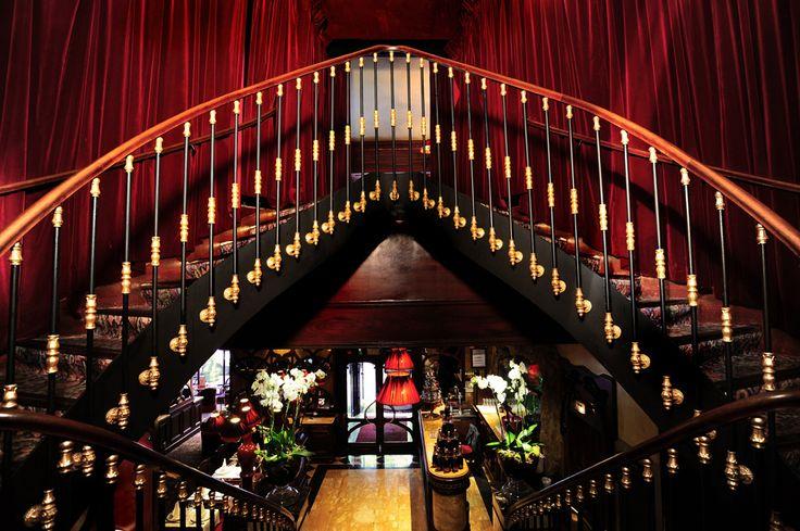 Le Grand Café Capucines, Brasserie de luxe Paris | Restaurants ...