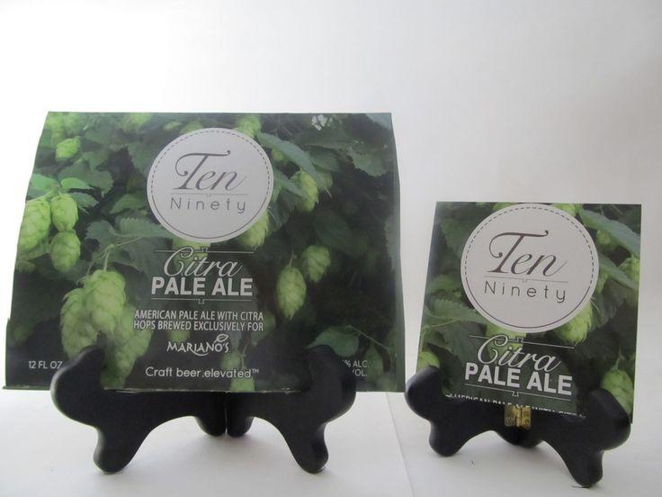 Citra Pale Ale Beer Coaster