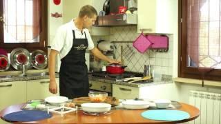 07 La Carbonara vegetale fatta a casa di Dario con magic cooker, via YouTube.
