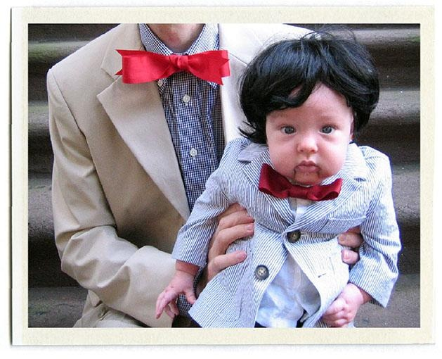 Ventriloquist Dummy Baby Costume from Inchmark