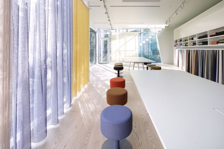 Kvadrat Tokyo showroom
