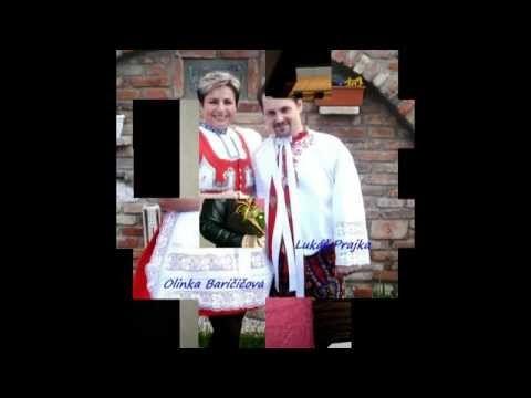 Olinka Baričičová & Lukáš Prajka, Milostná z Vrbice - YouTube