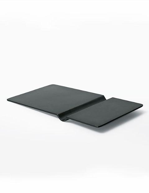 CASTE Design | Opheim Tray | Bronze with dark patina