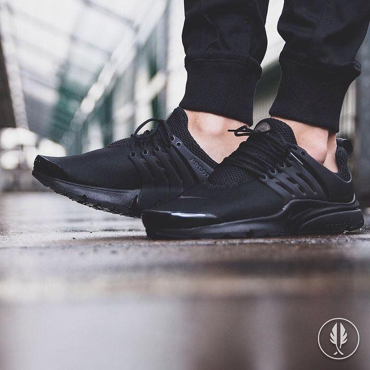 """Nike Air Presto"" Triple Black   Now Live @afewstore   @nike @nikesportswear #nike #presto #tripleblack #solecollector #kicksonfire #sneakercollection #sneakerheads #sneaker #womft #sneakersmag #wdywt #sneakerfreaker #sneakersaddict #shoeporn #nicekicks #complexkicks #igsneakercommunity #walklikeus #peepmysneaks #igsneakers #kicksology #smyfh #kickstagram #trustedkicks #solenation #todayskicks #kotd"