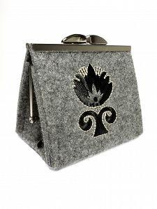 GOSHICO embroidered purse/mini bag GODDESS http://www.mybags.co.uk/goshico-embroidered-purse-mini-bag-goddess.html