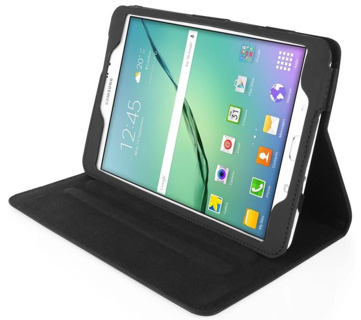 "LOGIK Samsung Galaxy Tab S2 8"" Starter Kit - Black, Black: Top features: - Protect your tablet from scratches -… #Electrical #HomeAppliances"