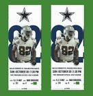 Dallas Cowboys vs Philadelphia Eagles Tickets 10/30/16 (Arlington)