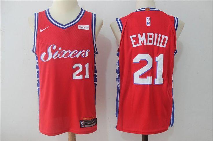 Philadelphia SIXERS / JOEL EMBIID 21 Pour plus de détails DM   #nba #hoopsnation #basketball #nbajersey #nike #jersey #b4l #rennes #bretagne #illeetvilaine #philadelphia #phila #trusttheprocess #theprocess #sixers #philadelphiasixers #rookie #joelembiid #embiid #jojo #trashtalk #mvp