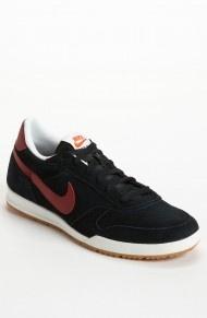 Nike Field Trainer Sneaker Men in Black for Men (black/ team red)
