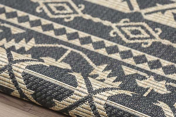 boho chic rug all weather indoor outdoor for living room bedroom and dining room chic rug on boho chic kitchen rugs id=44284