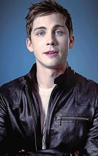 Logan Lerman is probably my favourite up and coming actor. He is really amazing, especially or his age. And quite attractive. He was phenomenal in Perks of Being a Wallflower- his acting even showed through the abominable scripts of the Percy Jackson movies