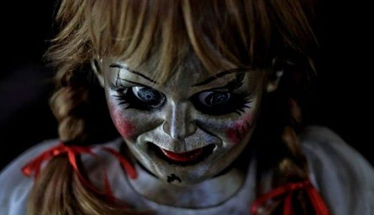 Annabelle 3 Teaser Announces Full Trailer Release Horror Movies Annabelle Doll The Conjuring