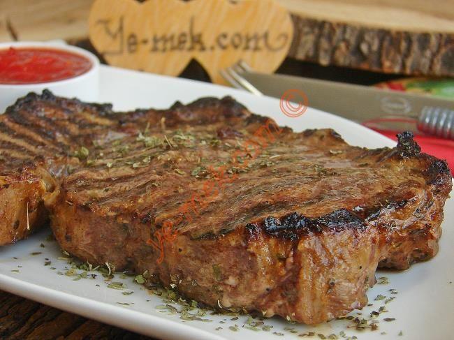 Fırında Antrikot Resimli Tarifi - Yemek Tarifleri