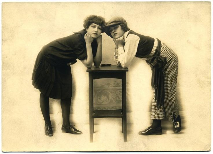 Vaudeville Urchins