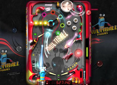 Multiball Pinball HD Games Action iPad App **** $0.99 -> FREE...: Multiball Pinball HD Games Action iPad App ****… #ipad #Games #Action