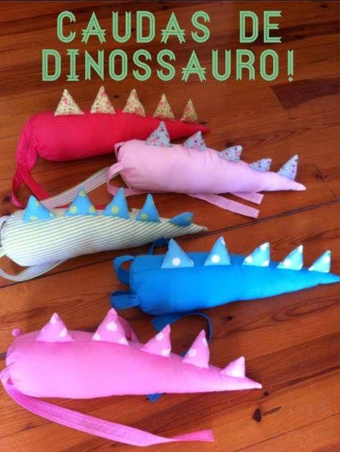 cauda de dinossauro ;)