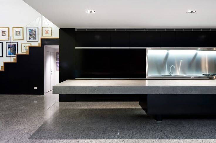 Polished Concrete Concrete Benchtops Sydney - Concrete by Design