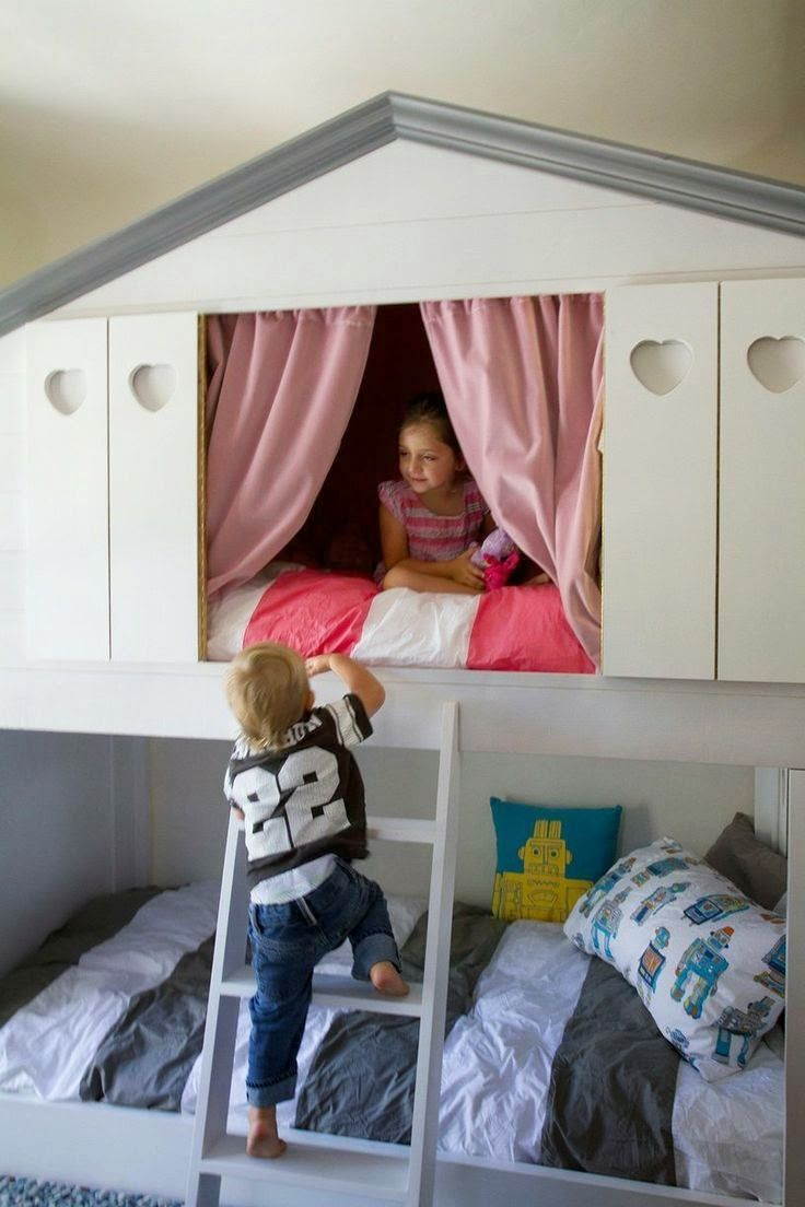 Baby crib gertie - The Boo And The Boy Bunk Beds
