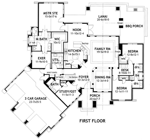 25+ Best Ideas About Tuscan House Plans On Pinterest
