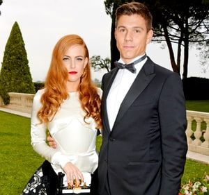 Magic Mike actress Riley Keough, Elvis Presley's granddaughter, married her boyfriend Ben Smith-Petersen in Napa, Calif., on Wednesday, Feb. 4
