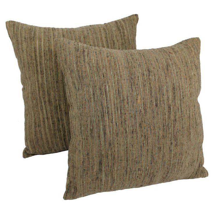 Sofa Slipcovers Throw Pillow Set of IE YRN S MX