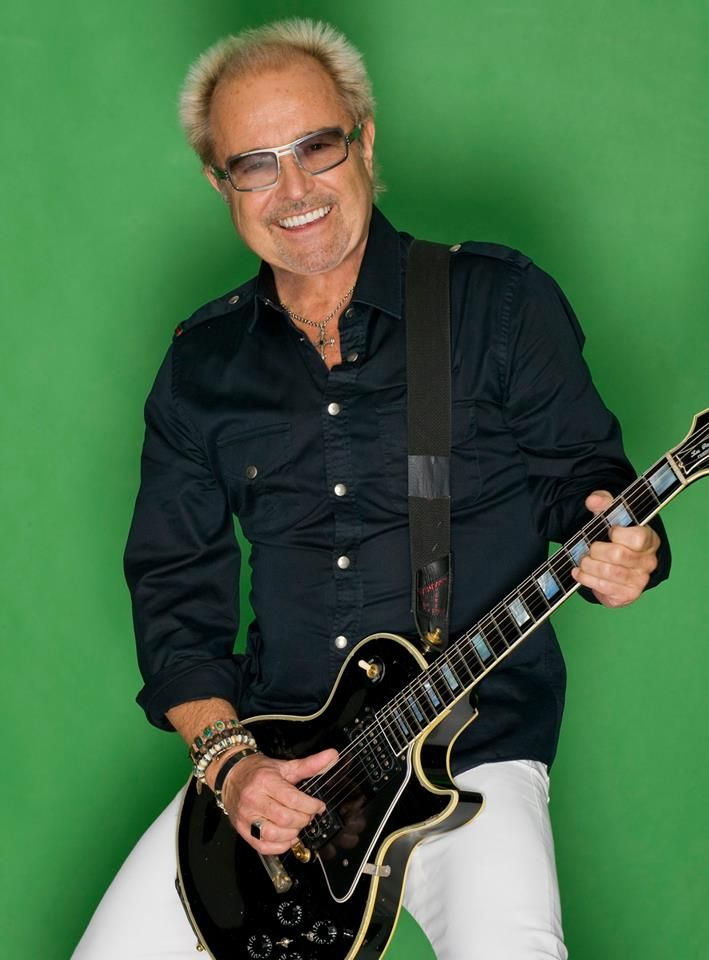 Mick Jones is an English guitarist, songwriter, and record producer best known as the founding member of the rock band Foreigner. Prior to Foreigner, he was in the band Spooky Tooth.