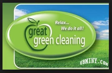 We also have an opportunity to make an impact, and one of the easiest ways to start the process in making a difference is through using green cleaners and companies.