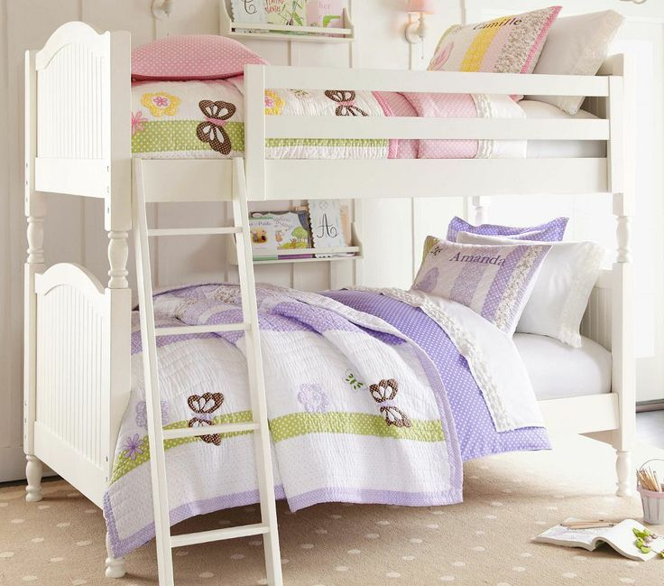 Pottery Barn Kids Loft Bed With Desk