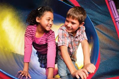 Fun for the kids at Spur Steak Ranches | http://www.spur.co.za