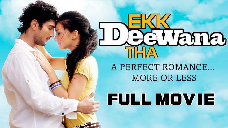 Ekk Deewana Tha |  Prateik, Amy Jackson, Sachin Khedekar | Full Movie | 2012
