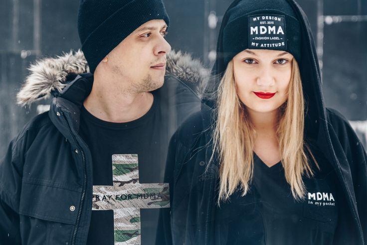 MDMA - MY DESIGN - MY ATTITUDE!  #footshop #mdmafashion