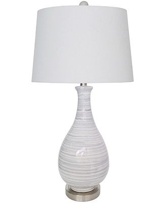 Integrity Table Lamp, Struthers $60