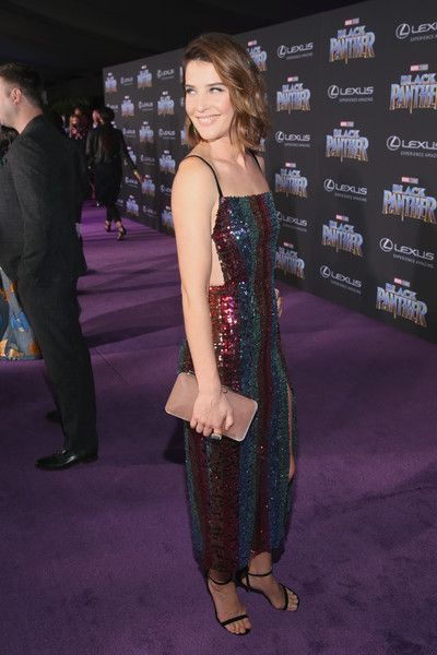 Cobie Smulders Photos - Actor Cobie Smulders at the Los Angeles World Premiere of Marvel Studios' BLACK PANTHER at Dolby Theatre on January 29, 2018 in Hollywood, California. - Cobie Smulders Photos - 2 of 1629