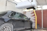 360 surround automatic touchless car wash