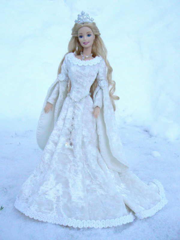 barbie // including pattern