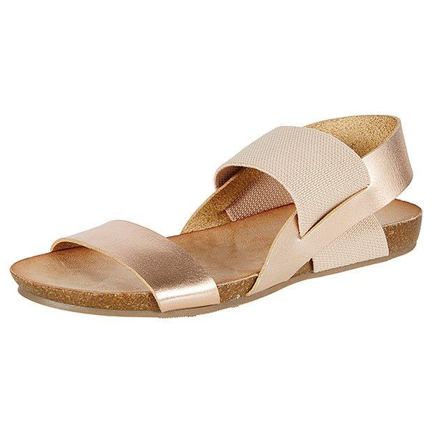 Tana Sandals - Gold | Target Australia