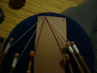 Em uma postagem  anterior (treino de T.C)  falei sobre os principais movimentos da tecelagem Torção (T) e Cruzamento (C) do fio , são os mo...