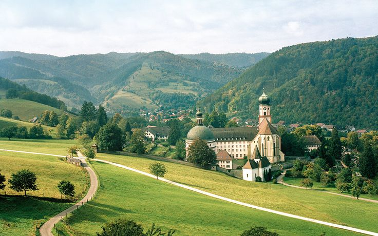 Staufen im Breisgau, Germany.  Hotel-Gasthof Kreuz-Post (doubles from $136) has five rooms in patterned fabrics. Try duck breast, savory mushroom crêpes, and blood-sausage risotto at its restaurant.