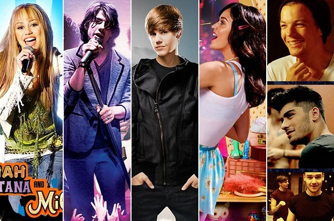 Miley Cyrus, JoBros, Justin Bieber, Katy Perry, One Direction: Whose 3D Film Is Best? VOTE FOR 1D'S MOVIE, THIS IS US, HERE! JUSTIN IS WINNING :(