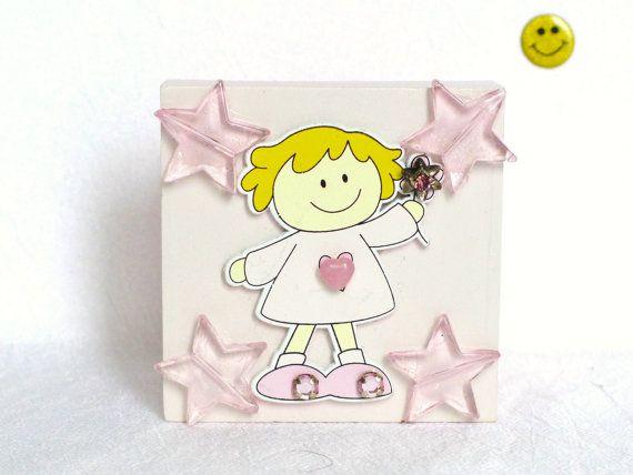 Schmuckkästchen für Mädchen pink Schmuckschatulle für von LonasART