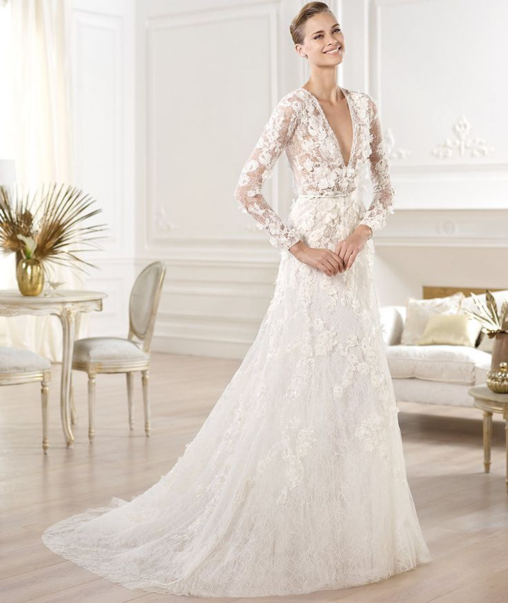 Ellie by Ellie Saab Bridal 2014