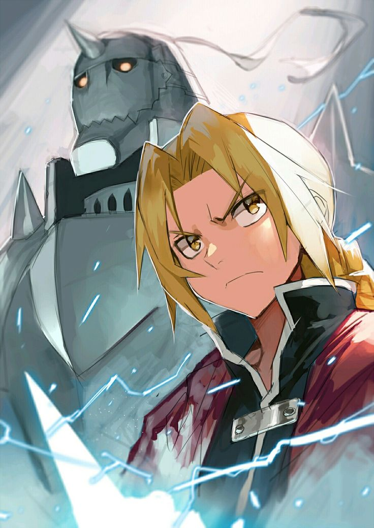 Elric Brothers                                                                                                                                                                                 More