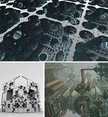 Resultado de imagen para fractales arquitectura