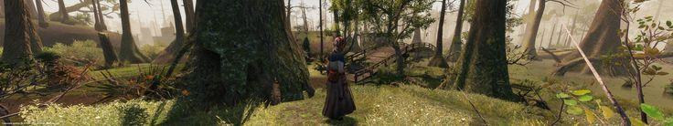 Assassin's Creed Liberation HD - The Louisiana Bayou - Widescreen gaming @ 5760×1080 dvdbash.wordpress.com
