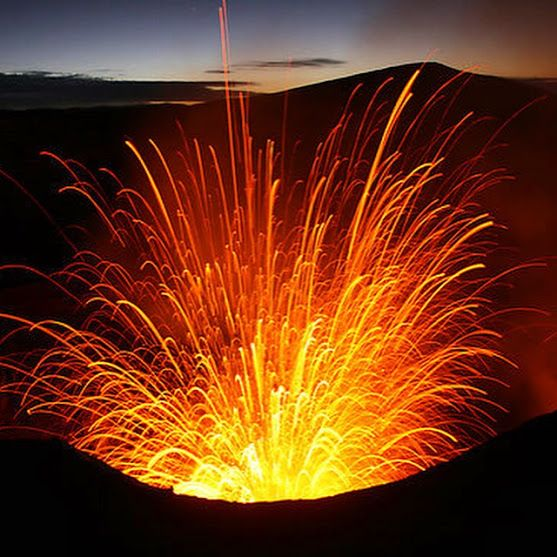 # Yasur Volcano, found in Tanna island, Vanuatu. - Google+