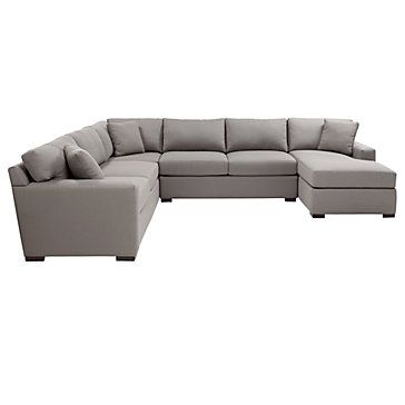 17 Best Images About Sectional Couch On Pinterest Grey