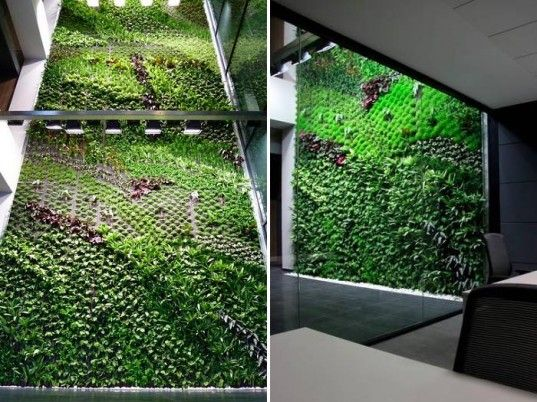 17 best ideas about Indoor Vertical Gardens on Pinterest Herb