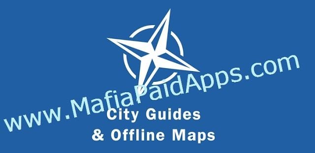 City Guides & Offline Maps v1.19 APK   Use offline maps and travel guides for any city in the world with unlimited downloads and never any additional fee.  Get comprehensive tourist information with full Wikipedia articles for all the major tourist attractions in the top 230 top travel destinations around the world.  Read in-depth travel guides for each city from Wikivoyage.  See offline public transportation maps for over 100 cities.  Avoid expensive roaming charges and poor Internet…